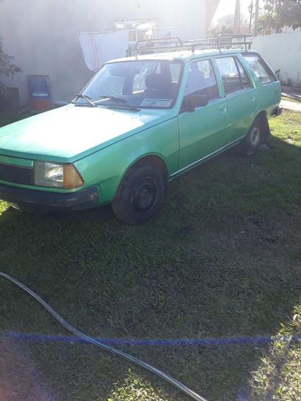 Renault R18 1989 1.6 Ts Break