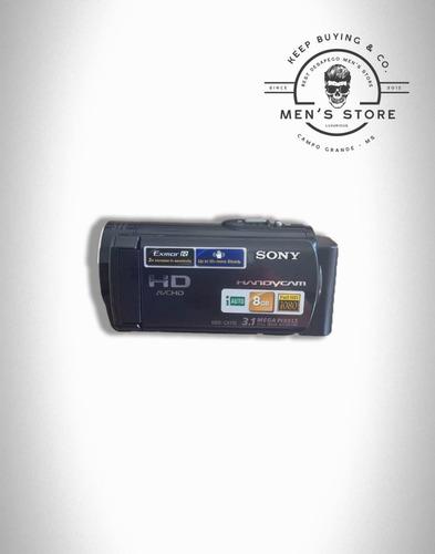 Video Camera Hd 8gb Hdr-cx116 Sony