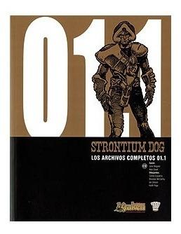 Strontium Dog 01.1 - Wagner, Ezquerra