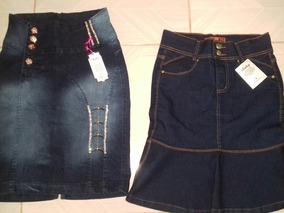 Saias Evangelicas Jeans Otima Qualidade