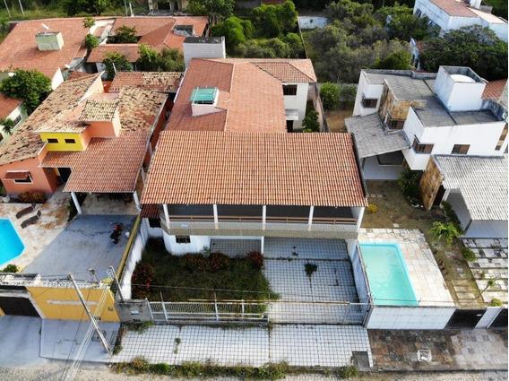 Casa Em Capim Macio, Natal/rn De 512m² 7 Quartos À Venda Por R$ 409.000,00 - Ca412541
