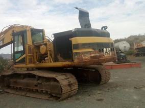 Excavadora Caterpillar 345b