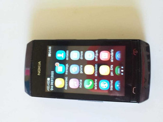 Nokia Asha 305 Original Dual 2 Chip T. Toutch