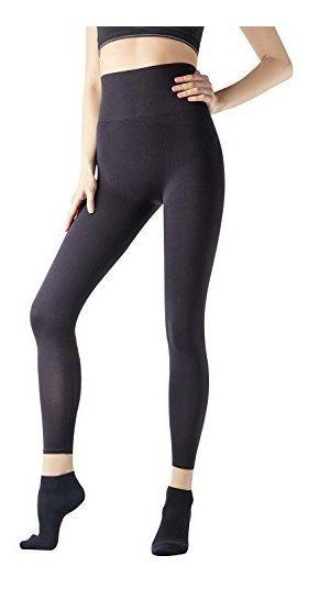 Leggings Md Para Mujer De Cintura Alta Con Forma De Pantorri