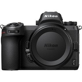 Nikon Z6 Mirrorless Digital Camera, Novo, 12x Sem Juros!