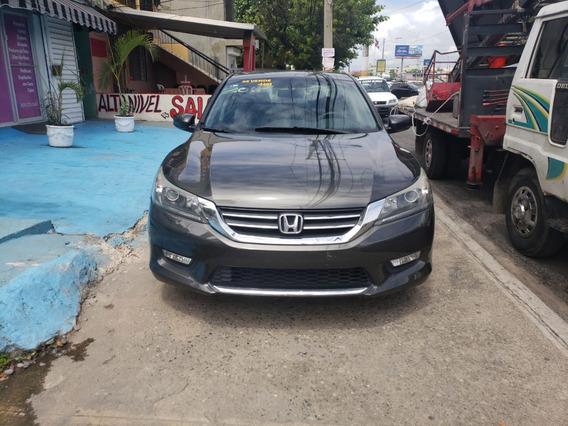 Honda Accord Buenas Condiciones Para Rentar