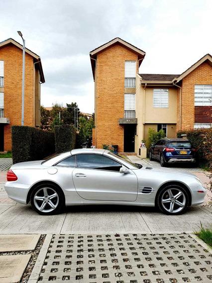 Mercedes-benz Clase Sl Sl500 Cabrio