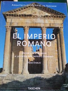 El Imperio Romano - Arquitectura Mundial Taschen