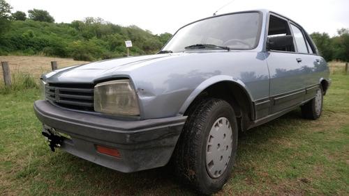 Peugeot 504 2.0 Sr Ii 1989