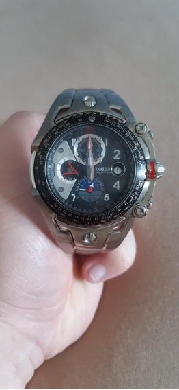 Relógio Orient Flytech Titanium Mbttc001