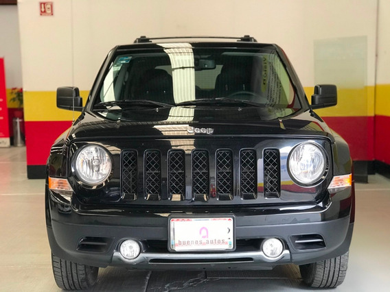 Jeep Patriot Limited 2016