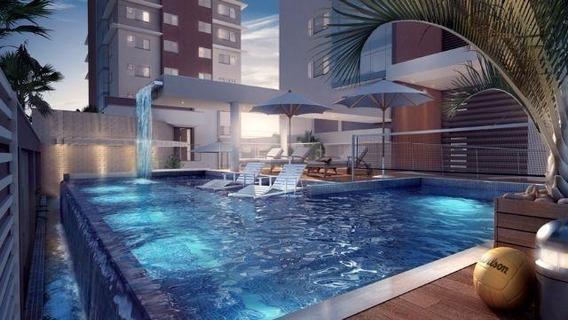 Apartamento Em Plano Diretor Norte, Palmas/to De 87m² 3 Quartos À Venda Por R$ 399.000,00 - Ap352619