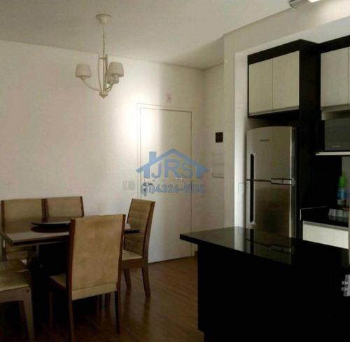 Imagem 1 de 11 de Apartamento Com 2 Dormitórios À Venda, 67 M² Por R$ 400.000,00 - Jardim Paraíso - Barueri/sp - Ap4552