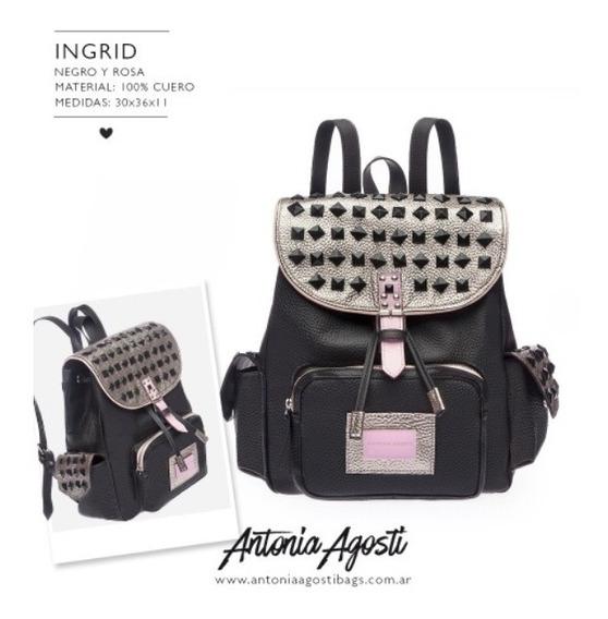#ingrid Mochila - Antonia Agosti