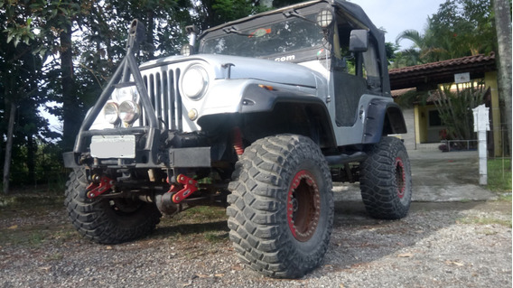 Jeep Willys ( Ford) - Mwm 2.8 Diesel