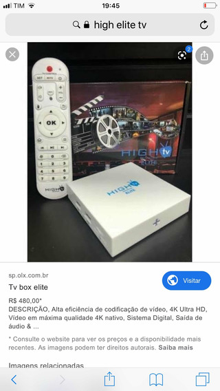 Streaming High Elite Tv