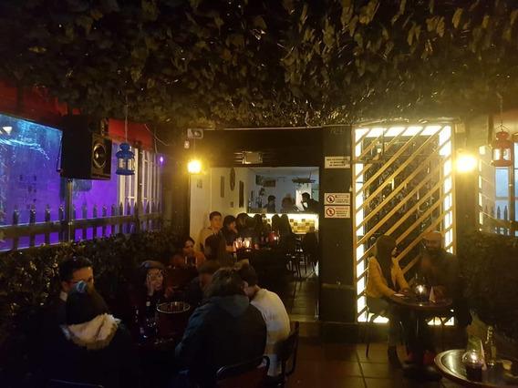 Vendo Cafe Bar Acreditado, En Bogotá. Zona De Bares