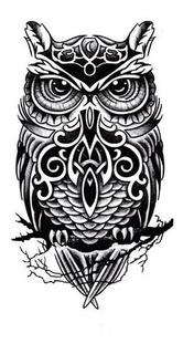 Papel Tatuajes Temporales Inkjet X1 Hoja Carta