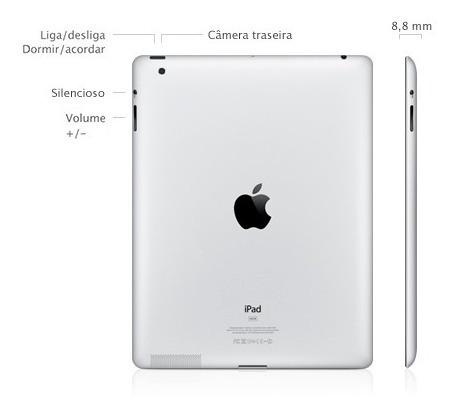 iPad 2 Semi-novo 16gb Wi-fi + Suporte + Capa Grátis