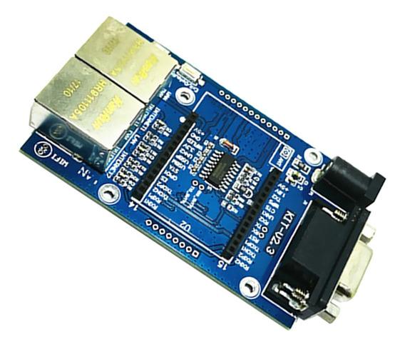 O Módulo Wifi Wifi De Série Scm Wifi Hlk-rm04 Simplificar
