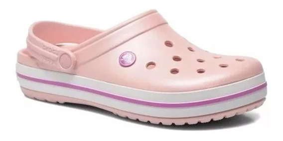 Crocs Crocband 11016 Pearl Pink/wild Orchid (1025)
