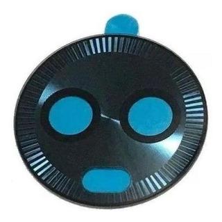 Lente Vidro Cãmera Motorola Moto G6 Azul Escuro Vidrinho