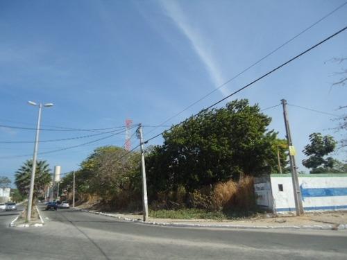 Terreno Para Alugar Na Cidade De Fortaleza-ce - L6604