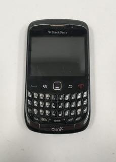 Celular Blackberry Curve 9300 Claro (detalle)