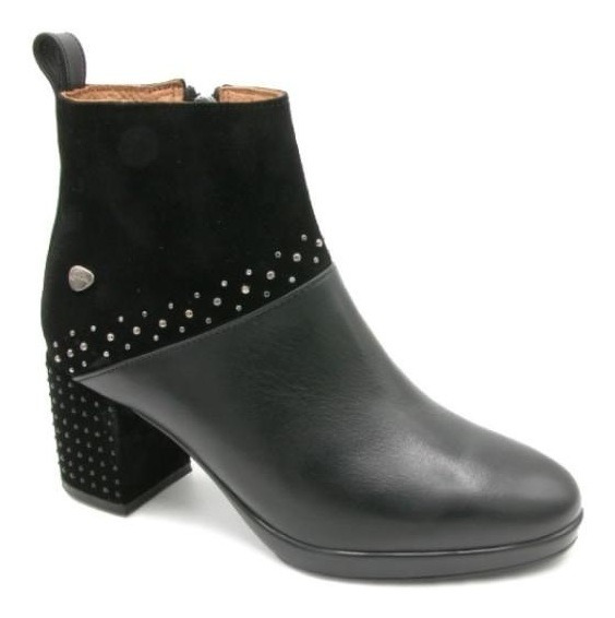 Bota Cavatini F. Comb. Negro - Bota Combinada - 42-3242