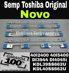 Kit Barramento Led Toshiba 40l2400 40l5400 Dl3944 Dl4045 Nov