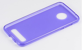 Moto Z2 Play - Protector Purple Stealth Case