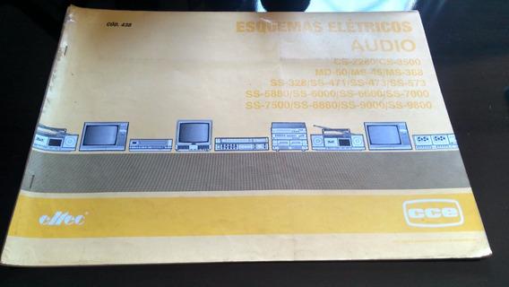 Esquema Eletrico De Som Cce Modelos Antigos Cod 438