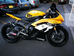 Yamaha Yzf R6 R Ediciòn Especial Mod 2016 25000 Km