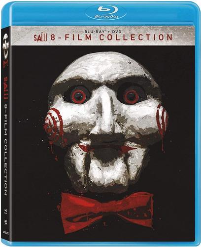 Saw - 8 - Film Collection Blu Ray Películas Nuevo