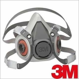 Máscara 3m + Filtros Mejor Inversión Que Mascarilla N95