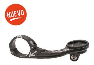 Montura De Manubrio K-edge Garmin Xl Combo 35mm Ciclismo
