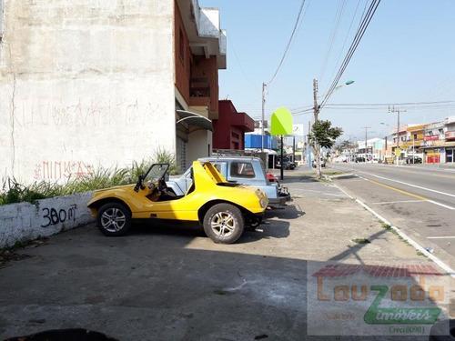 Terreno Para Venda Em Peruíbe, Estancia Sao Jose - 1256_2-591017