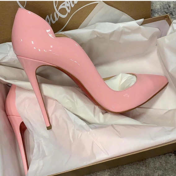 Sapato Feminino Louboutin Scarpin