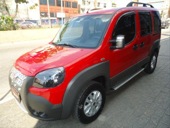 Fiat Doblò 1.8 Mpi Adventure 16v Flex 6p Manual