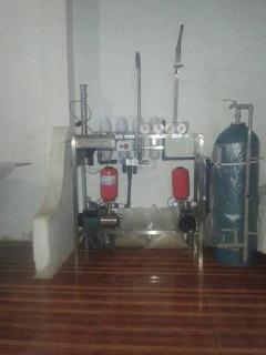 Planta Potabilizadora De Agua 300 Botellones Al Dia