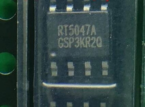 5x - Circuito Integrado Rt5047a Ci Smd Rt5047 Original Tuner