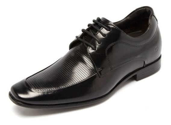 Sapato Democrata Taller Still 061113 Você 6 Cm Mais Alto