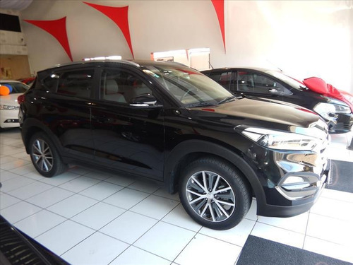 Hyundai Tucson 1.6 16v T-gdi Gasolina Gl Ecoshift  2017