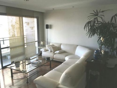 Imagem 1 de 21 de Lindo Apartamento No Brooklin!!! 130m2, 3 Dormitorios, Sendo 2 Suites, 2 Vagas De Garagem, Ampla Sala Com Varanda. Prédio Com Piscinas Adulto E Infant - Ap15347