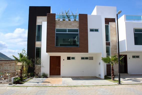 Casa En Venta Lomas De Angelopolis Parque Mediterraneo