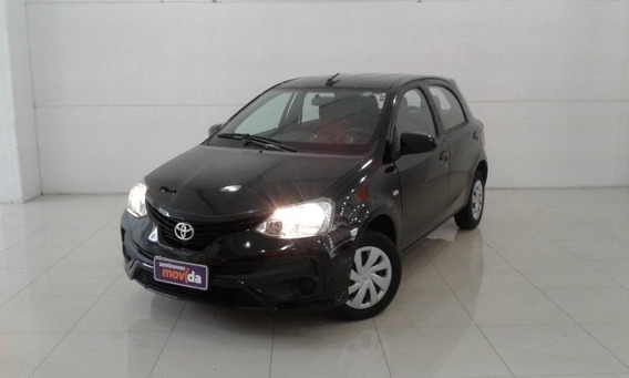 Etios 1.3 X 16v Flex 4p Manual 63750km
