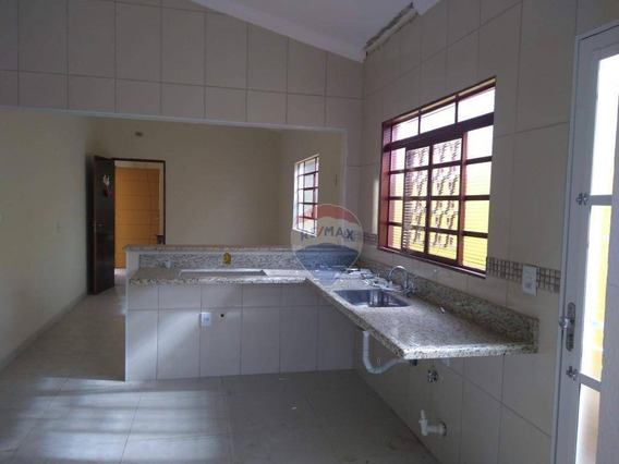 Casa No Bairro São Jorge - Locação R$ 1.200,00 - Ca0407