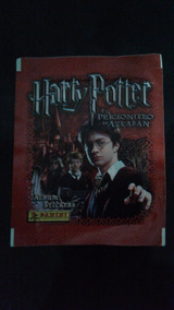Harry Potter - Prisioneiro De Askaban - Envelope Lacrado