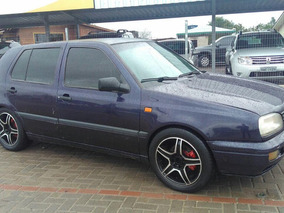 Volkswagen Golf 1.8 Mi Gl 8v Gasolina 4p Manual