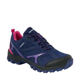 Zapato Hiker Azul Calzado Cómodo Goodyear 85wd Ur 181229